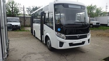 ПАЗ-320436-04 «Вектор Next» доступная среда